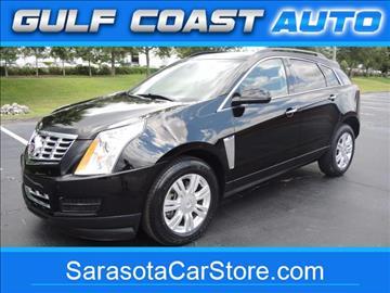 2014 Cadillac SRX for sale in Sarasota, FL