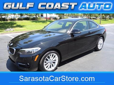 2016 BMW 2 Series for sale in Sarasota, FL