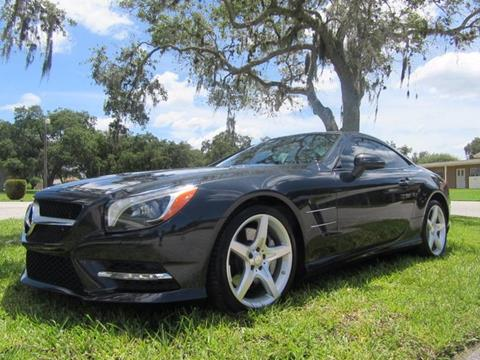 2015 Mercedes-Benz SL-Class for sale in Sarasota, FL