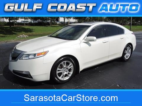 2010 Acura TL for sale in Sarasota, FL