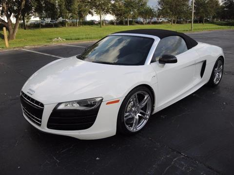 2012 Audi R8 for sale in Sarasota, FL