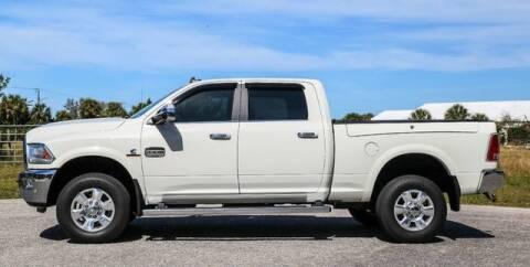 2018 RAM Ram Pickup 2500 for sale at Gulf Coast Auto Brokers Of Sarasota in Sarasota FL