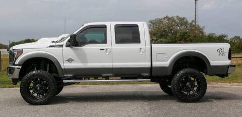 2014 Ford F-250 Super Duty for sale at Gulf Coast Auto Brokers Of Sarasota in Sarasota FL