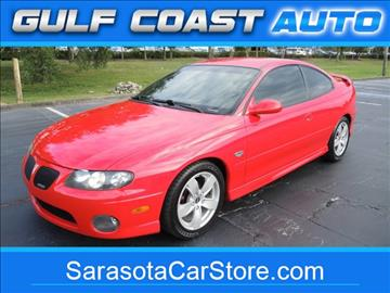 2004 Pontiac GTO for sale in Sarasota, FL
