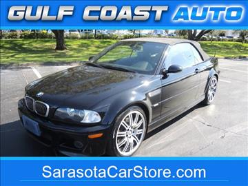 2003 BMW M3 for sale in Sarasota, FL