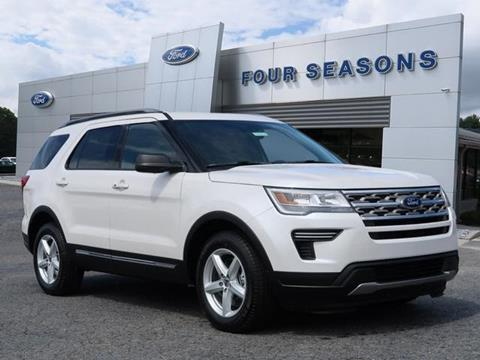 2018 Ford Explorer for sale in Hendersonville, NC
