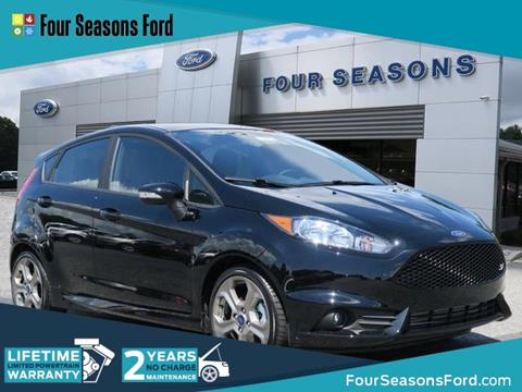 2018 Ford Fiesta for sale in Hendersonville, NC
