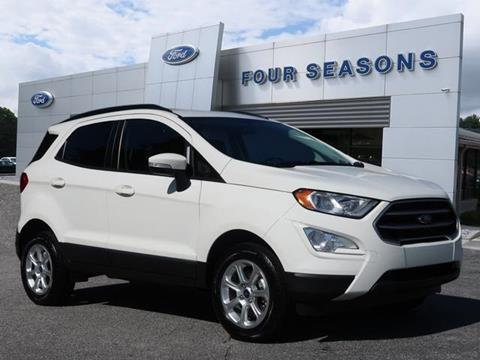 2018 Ford EcoSport for sale in Hendersonville, NC