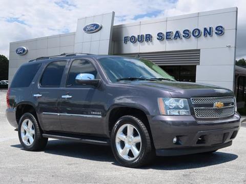 2011 Chevrolet Tahoe For Sale In Hendersonville Nc