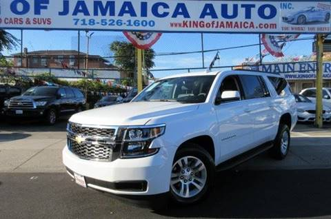 2017 Chevrolet Suburban for sale in Jamaica, NY
