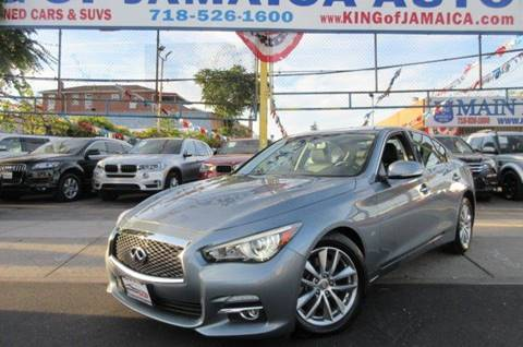2014 Infiniti Q50 for sale in Jamaica, NY