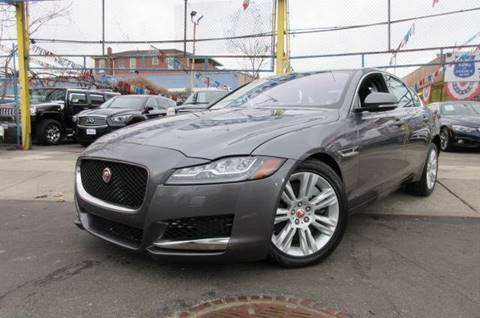 2016 Jaguar XF for sale in Jamaica, NY