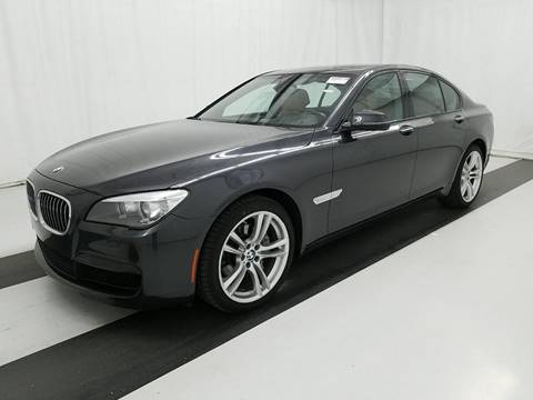 2015 BMW 7 Series For Sale In Jamaica NY