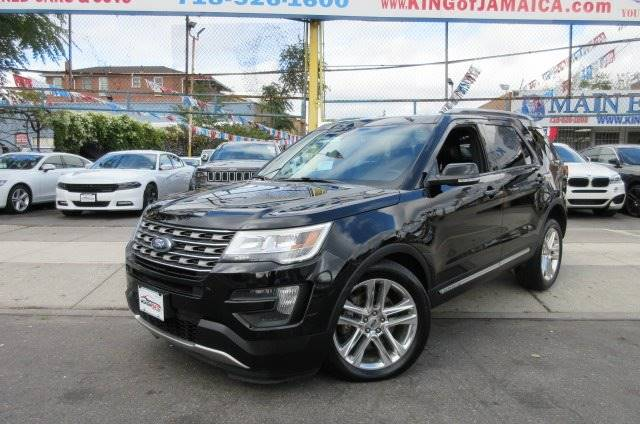 Ford Explorer Awd Xlt Dr Suv In Jamaica Ny King Of Jamaica Auto Inc