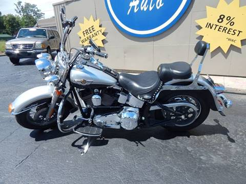 2003 Harley-Davidson Softtail for sale in Fort Wayne, IN
