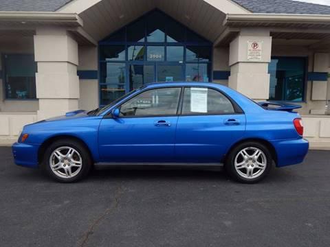 2003 Subaru Impreza for sale in Fort Wayne, IN