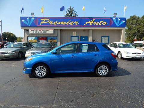 2010 Toyota Matrix for sale in Fort Wayne, IN