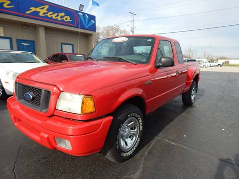 Used 2004 Ford Ranger For Sale In Indiana