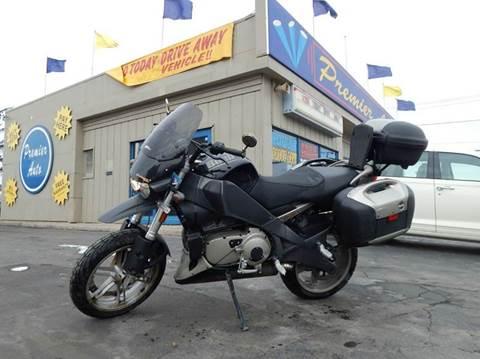 2006 Buell XB12X