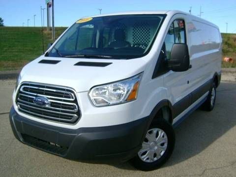 2016 Ford Transit Cargo for sale in Dubuque, IA