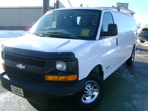 2006 Chevrolet Express Cargo for sale in Dubuque, IA