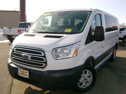 2016 Ford Transit Passenger for sale in Dubuque, IA