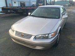 1997 Toyota Camry for sale at Classic Heaven Used Cars & Service in Brimfield MA