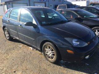 2003 Ford Focus for sale at Classic Heaven Used Cars & Service in Brimfield MA