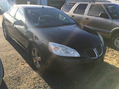 2005 Pontiac G6 for sale at Classic Heaven Used Cars & Service in Brimfield MA