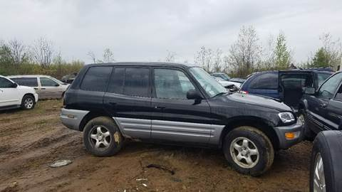 1998 Toyota RAV4 for sale at Classic Heaven Used Cars & Service in Brimfield MA
