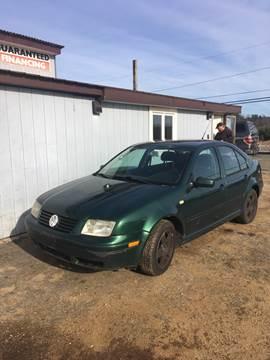 1999 Volkswagen Jetta for sale in Brimfield, MA