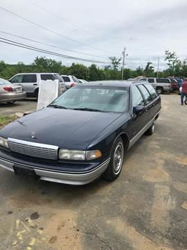 1992 Chevrolet Caprice For Sale In Brimfield Ma