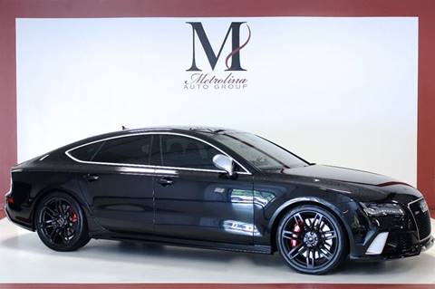 2014 Audi RS 7 for sale in Charlotte, NC