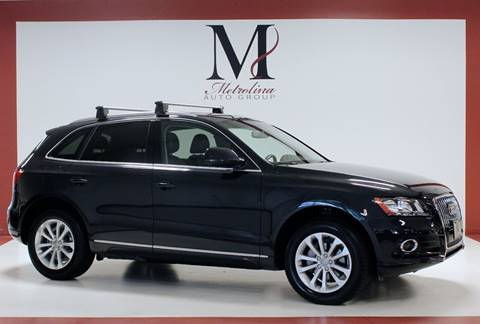 2013 Audi Q5 for sale in Charlotte, NC