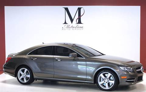 2013 Mercedes-Benz CLS for sale in Charlotte, NC