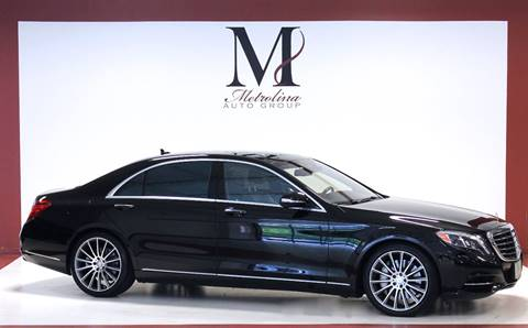 2015 Mercedes-Benz S-Class for sale in Charlotte, NC