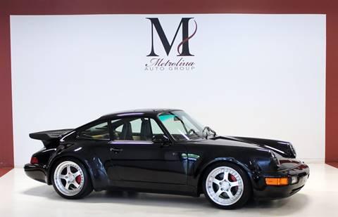 1991 Porsche 911 for sale in Charlotte, NC