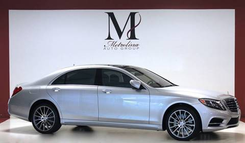 2014 Mercedes-Benz S-Class for sale in Charlotte, NC