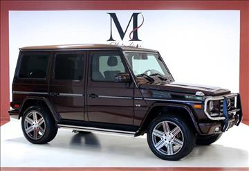 2015 Mercedes-Benz G-Class for sale in Charlotte, NC