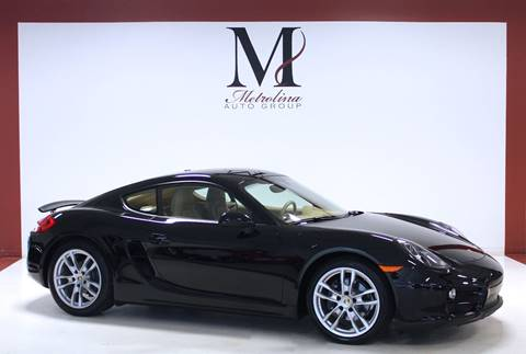 2014 Porsche Cayman for sale in Charlotte, NC