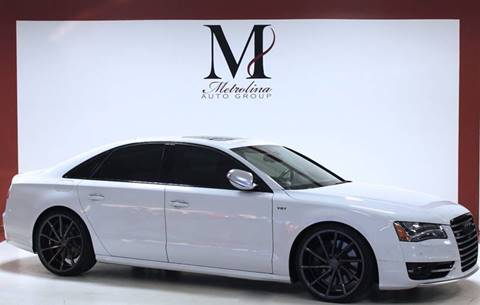 2013 Audi S8 for sale in Charlotte, NC
