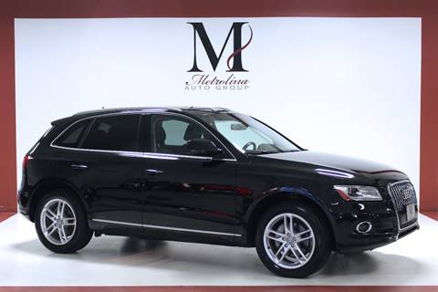 2015 Audi Q5 for sale in Charlotte, NC