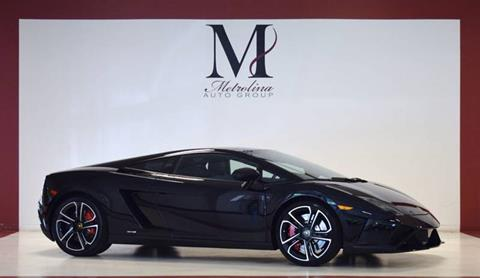 2014 Lamborghini Gallardo for sale in Charlotte, NC