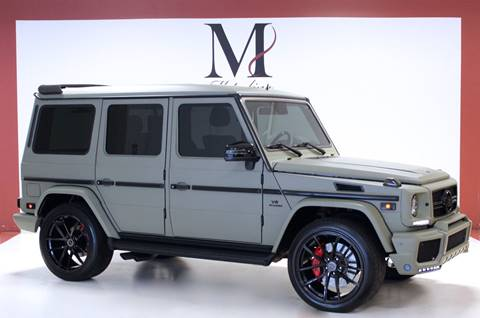 2013 Mercedes-Benz G-Class for sale in Charlotte, NC
