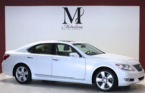 2012 Lexus LS 460 for sale in Charlotte, NC