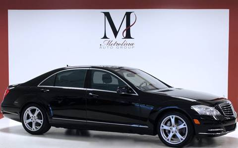 2013 Mercedes-Benz S-Class for sale in Charlotte, NC