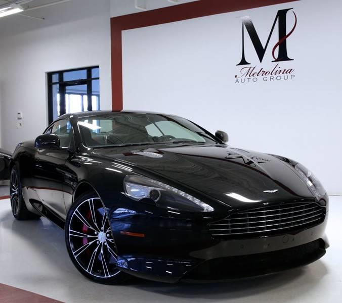 2015 Aston Martin Db9 Carbon Edition 2dr Coupe In Charlotte Nc