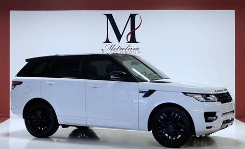 2015 Land Rover Range Rover Sport for sale in Charlotte, NC