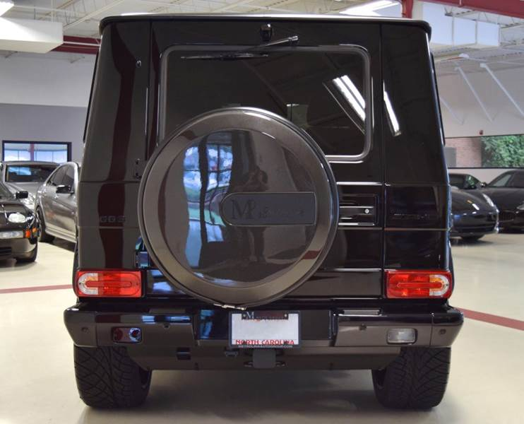 2013 Mercedes-Benz G-Class G63 AMG AWD 4MATIC 4dr SUV In Charlotte