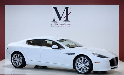 Aston Martin Rapide For Sale In Hawaii Carsforsalecom - Aston martin rapide for sale